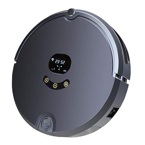MISJIA Automática Inteligente aspiradora Robot Inteligente máquina de Limpieza de Piso con Control Remoto aspiradora Robot