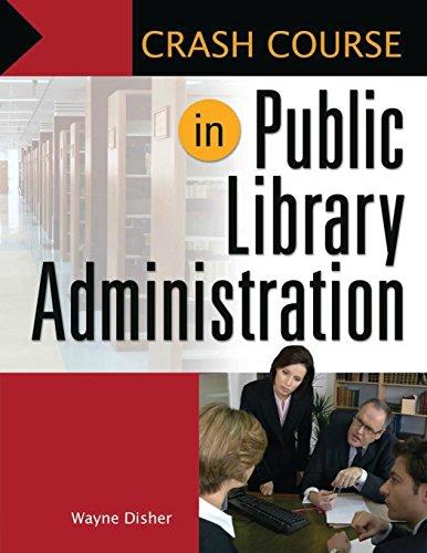 Pdf Social Sciences Crash Course in Public Library Administration
