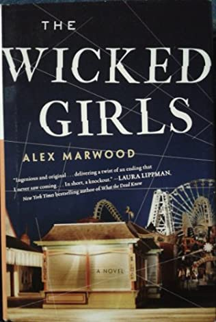 book cover of The Wicked Girls