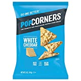 POPCORNERS Cheddar Feel-Good, Popcorn Chips (5oz/12 Pack) Review