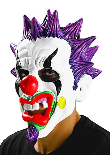 Rubies Child's Sicko Evil Clown 3/4 (Evil Girl Clown Costumes)
