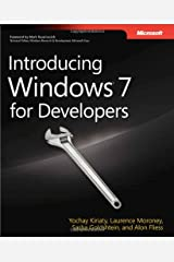 Introducing Windows® 7 for Developers Paperback