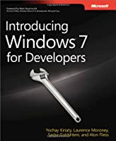 Introducing Windows 7 for Developers Front Cover