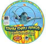 Swim Thru Rings, 3 Pack (Premium pack)