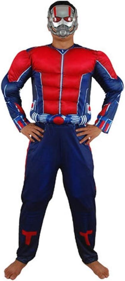 HYYSH Reunión Anual Rendimiento Marvel Avengers Cosplay Vestir ...