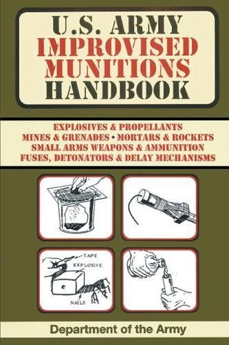 U.S. Army Improvised Munitions Handbook (Lock Pick Military)