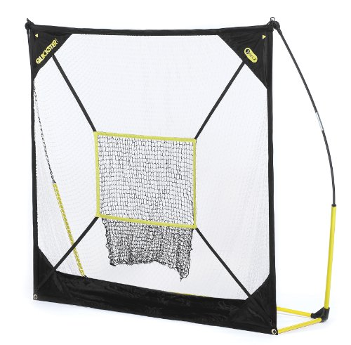 Image of SKLZ Quickster 7 x 7-Foot Net with Baseball Target