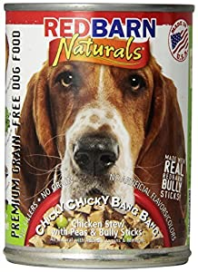 30%OFF REDBARN PET PRODUCTS 416361 Redb Chicky-Chicky Bang-Bang Canned Dog Food, 13.2-Ounce ,Pack of 12 by Redbarn Pet Products