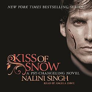 Kiss of Snow Hörbuch