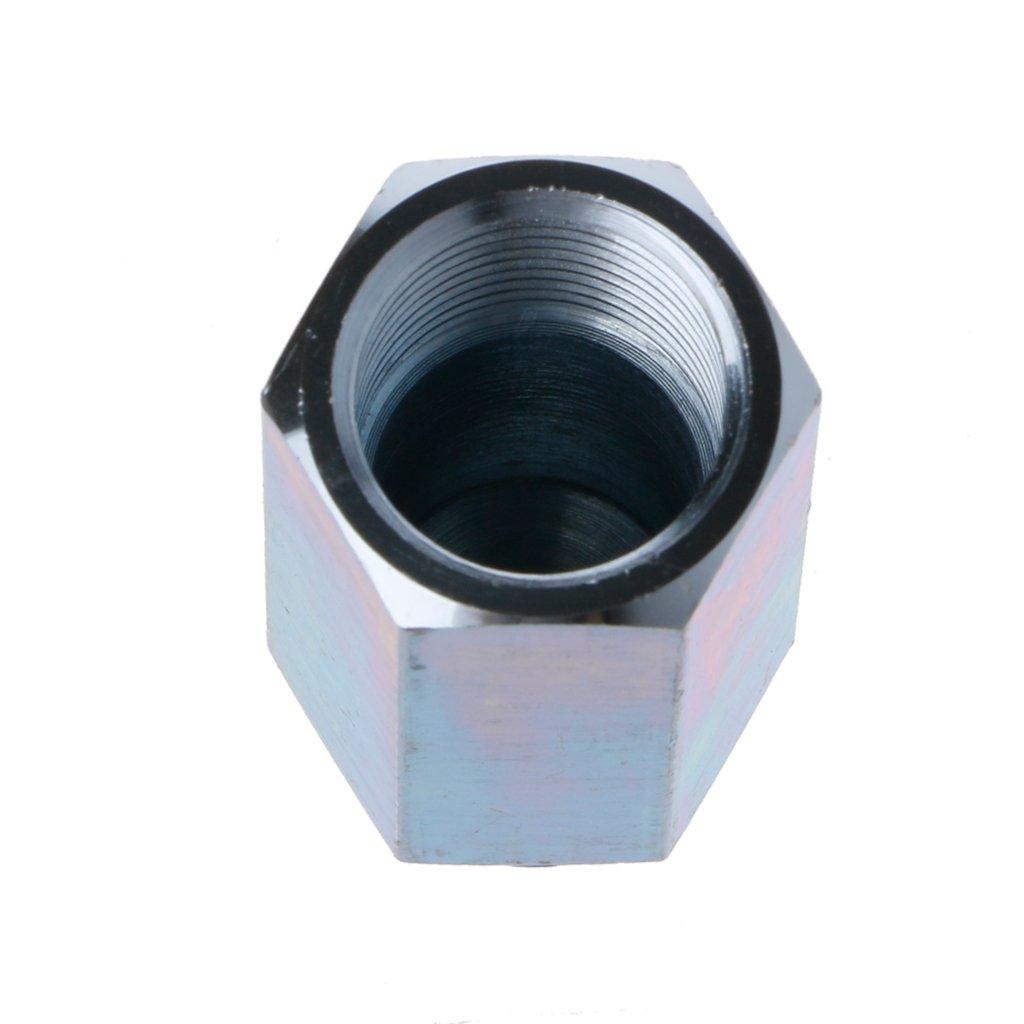 Adaptador de tap/ón de sensor de ox/ígeno para separador de juntas ESden M18x1.5 Lambda