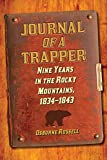 Image of Journal of a Trapper: Nine Years in the Rocky Mountains, 1834-1843