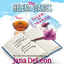 The Helena Diaries - Trouble in Mudbug Audiobook by Jana DeLeon Narrated by Johanna Parker