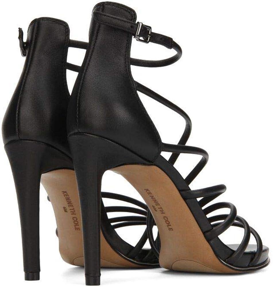 Kenneth Cole New York Womens Barletta Strappy Sandal Heeled