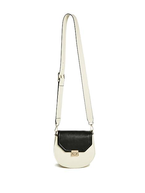 G by GUESS Women s Avery Color-Block Saddle Crossbody  Handbags ... ec5ade486297b