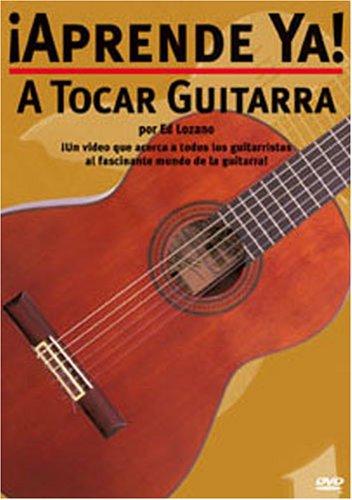 Aprende Ya! A Tocar Guitarra Dvd Edition Reino Unido: Amazon.es ...