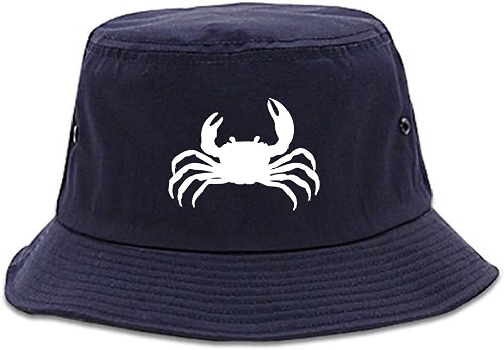 Kings Of NY Funny Crab Chest Bucket Hat
