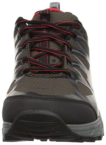 KarrimorXterrain - Zapatos de Low Rise Senderismo hombre Negro - Black (Blk)