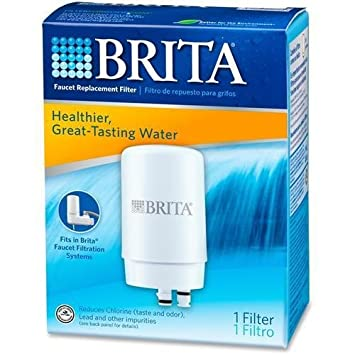 Amazon.com: 42401 Brita On Tap Faucet Water Filter System ...