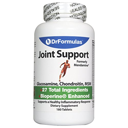 DrFormulas Supplements Inflammation Glucosamine Chondroitin