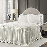 Lush Decor Ruffle Skirt Bedspread
