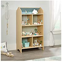 Pinwheel Dollhouse Bookcase, Urban Ash Finish