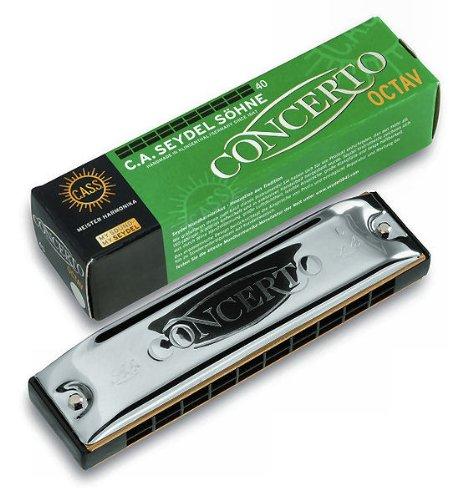 Seydel Concerto Solo 40 - Key of D