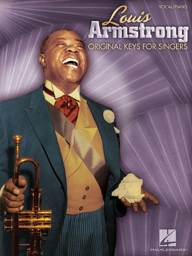 Original Keys - Louis Armstrong - Original Keys for Singers