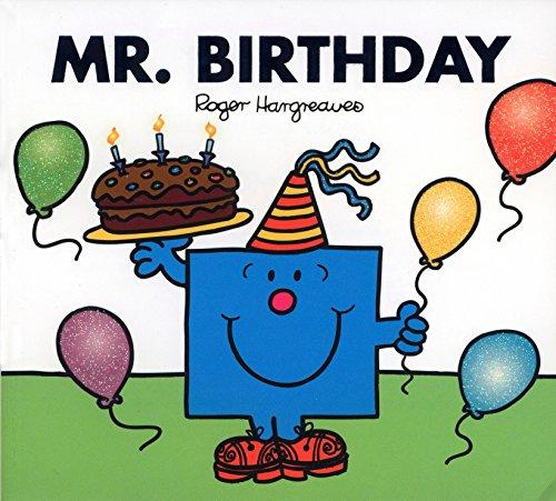 Mr. Birthday (Mr. Men and Little Miss)