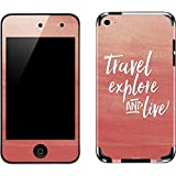 Illustration Art iPod Touch (4th Gen) Skin - Travel Explore and Live Vinyl Decal Skin For Your iPod Touch (4th Gen)