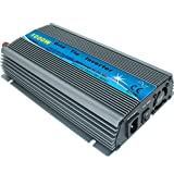 GTSUN 1000W Solar Grid Tie Inverter DC 20V-45V Pure Sine For 24V 36V Solar Panel System.Good Quality