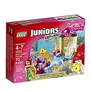 LEGO Juniors Ariel's Dolphin Carriage Playset 10723