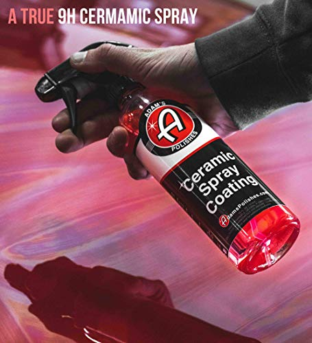 Cheap Adam S Ceramic Spray Coating 16oz A True 9h Nano