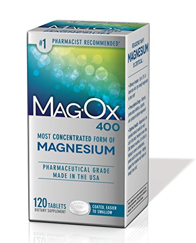Mag-Ox 400 Magnesium Tablets, 120 ()