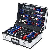 119PC 工具キット&アルミボックス