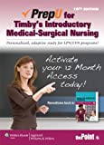 Timby Ebook 10e and PrepU 10e; Ford Ebook 9e and PrepU 9e; Klossner Ebook 2e and PrepU 2e Package, Lippincott  Williams & Wilkins, 1469846667