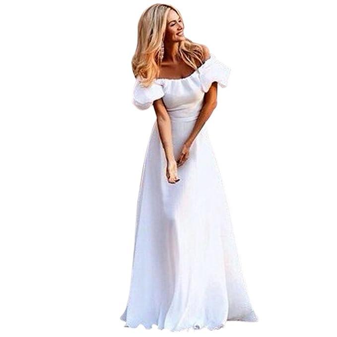 new product f2563 8742c Reasoncool Donna Vestito, Donne Vestiti Estivi La Signora ...