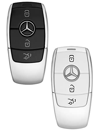 Amazon Com Mercedes Benz Usb Key Fob 8gb Silver Office Products