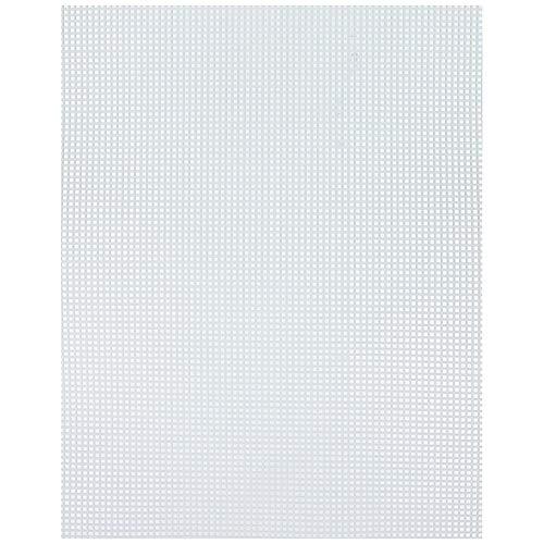 (Bulk Buy: Darice DIY Crafts #7 Mesh Plastic Canvas Ultra Stiff Clear 10-1/2 x 13-1/2 (6-Pack) 33418-1)