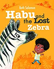Habu and the Lost Zebra: A children's book about friendship