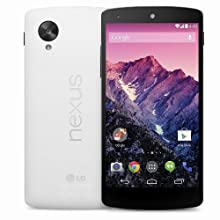 (※SIMフリー) EMOBILE版 Nexus 5 16GB EM01L(LG-D821) ホワイト 白ロム