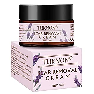 Scar Removal Cream, Scar Cream, Stretch Marks Remover Cream, Acne Scar Removal Cream, Anti Pimple Cream, Balance Water And Oil, Perfect For Acne Scar Removal, Fighting Breakouts, Spots, Cystic Acne