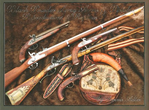 (Black Powder Long Arms & Pistols: Reproductions & Replicas)