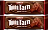 TimTams Arnott's Tim Tam Original Biscuits, 200 g, Pack of 2