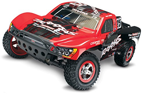 Traxxas Slash 1 10-Scale 2WD Short Course Racing Truck with TQ 2.4GHz Radio and OBA - Mark Jenkins