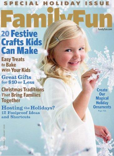 Familyfun Amazon Com Magazines
