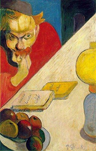 Gauguin Paul Meyer de Haan 100% Hand Painted Oil Paintings Reproductions 12X16 Inch