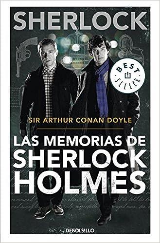 Las memorias de Sherlock Holmes Sherlock 4 BEST SELLER: Amazon.es: Sir Arthur Conan Doyle, ESTHER; TUSQUETS GUILLEN: Libros