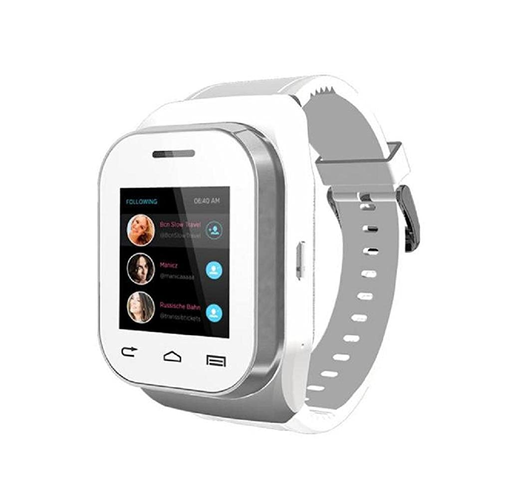 hipzop KENXINDA W1 Bluetooth Reloj Smart Watch Wristwatch teléfono ...