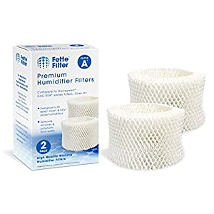 2-PACK - Honeywell HAC-504AW Humidifier Compatible Filter, Filter A