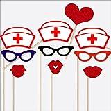 Nurse Theme Photobooth Props 1